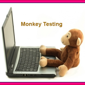 monkey test android
