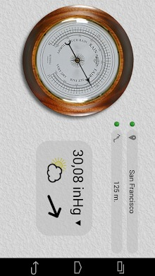 Accurate Barometer Free-2