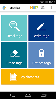 NFC TagWriter by NXP-1