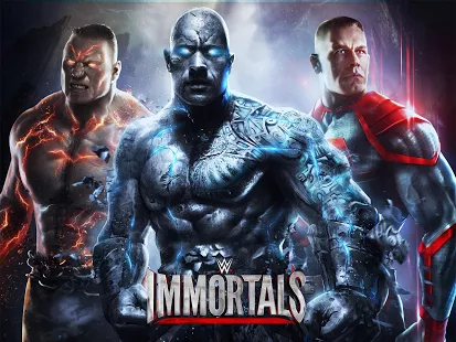 WWE Immortals v1.8.1