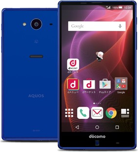 sharp aquos zeta sh-01h