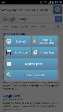 Browser Omega-2