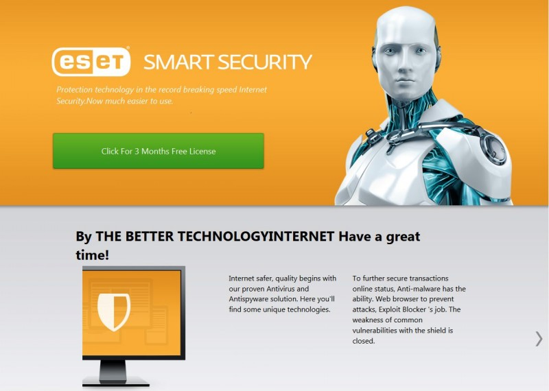 eset smart security 9 activation key license crack