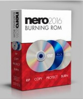 Nero Burning ROM 2016 Crack + Serial Key
