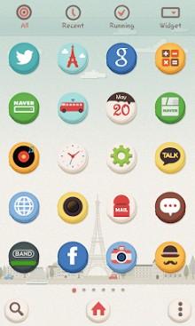 Paris Macaron Dodol Theme-2