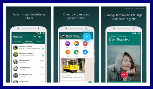 download whatsapp for android