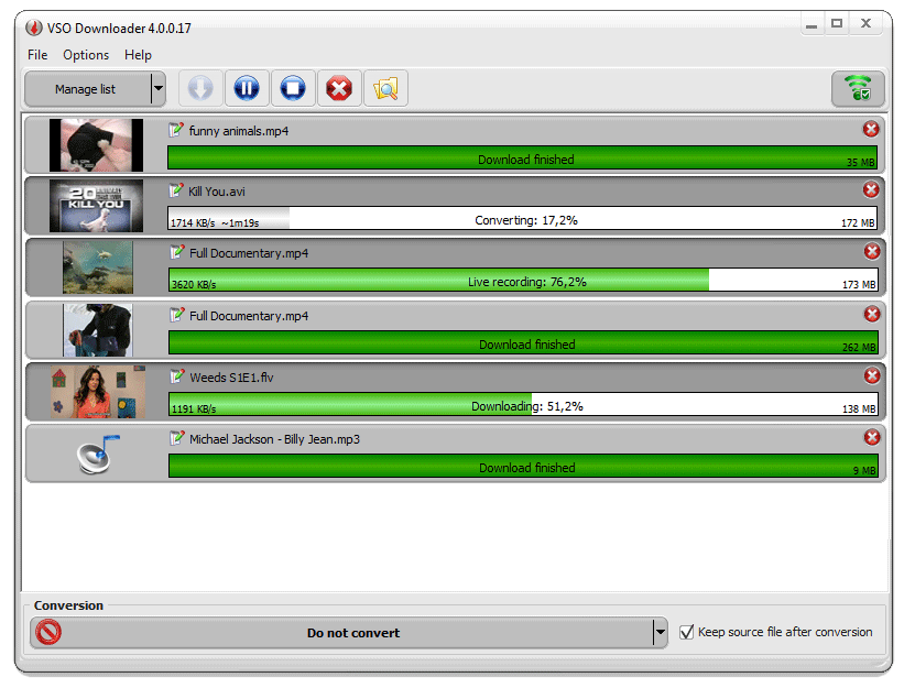 Softexia Screenshot