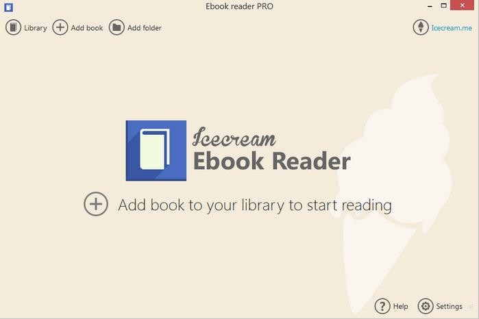 IceCream Ebook Reader PRO 2.23 Multiling
