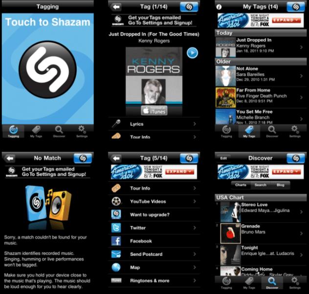 Shazam Encore v4.8.2 Apk