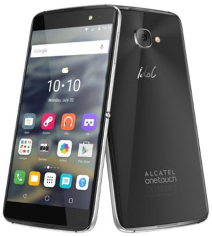 Info Spesifikasi COMING SOON: Alcatel One Touch Idol 4S LTE 6070O
