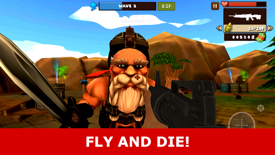 Dwarfs - Unkilled Shooter Fps