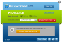 Hotspot Shield Elite VPN Cracked v5 Full Version image