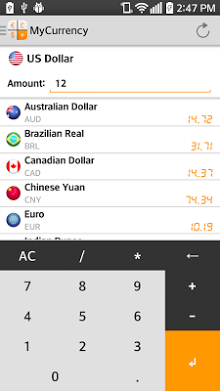 My Currency Converter-1