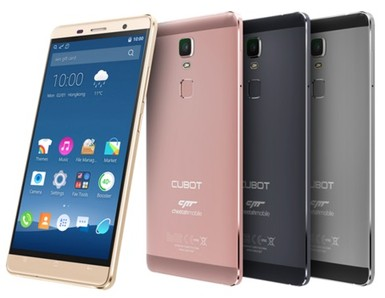 Review Spesifikasi NEW: Cubot CheetahPhone Dual SIM LTE