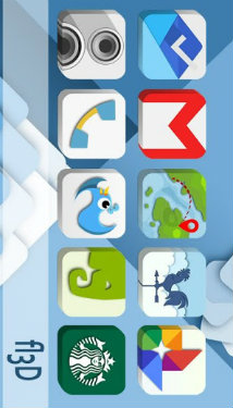 fl3D Icon Pack Free-2