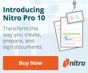 Nitro Pro 10 – 15% OFF