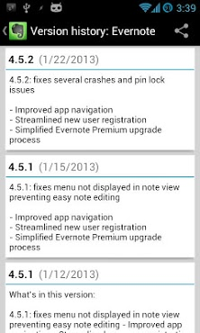 Changelog Droid-2