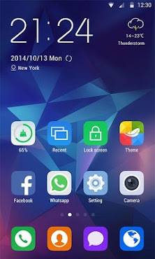 Original Theme - ZERO Launcher-1