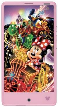 sharp disney mobile dm-01h
