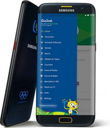 Spesifikasi Review NEW: Samsung SM-G935J Galaxy S7 Edge Olympic Games Edition WiMAX 2+ SCV33 (Samsung Hero 2)