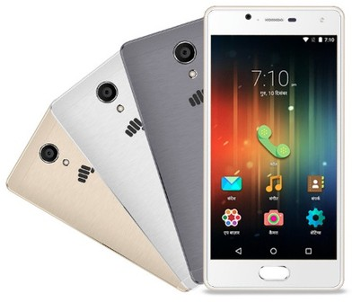 Review Spesifikasi NEW: Micromax Q427 Canvas Unite 4 Plus Dual SIM TD-LTE