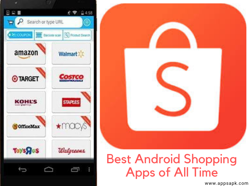 Best Android Shopping Apps