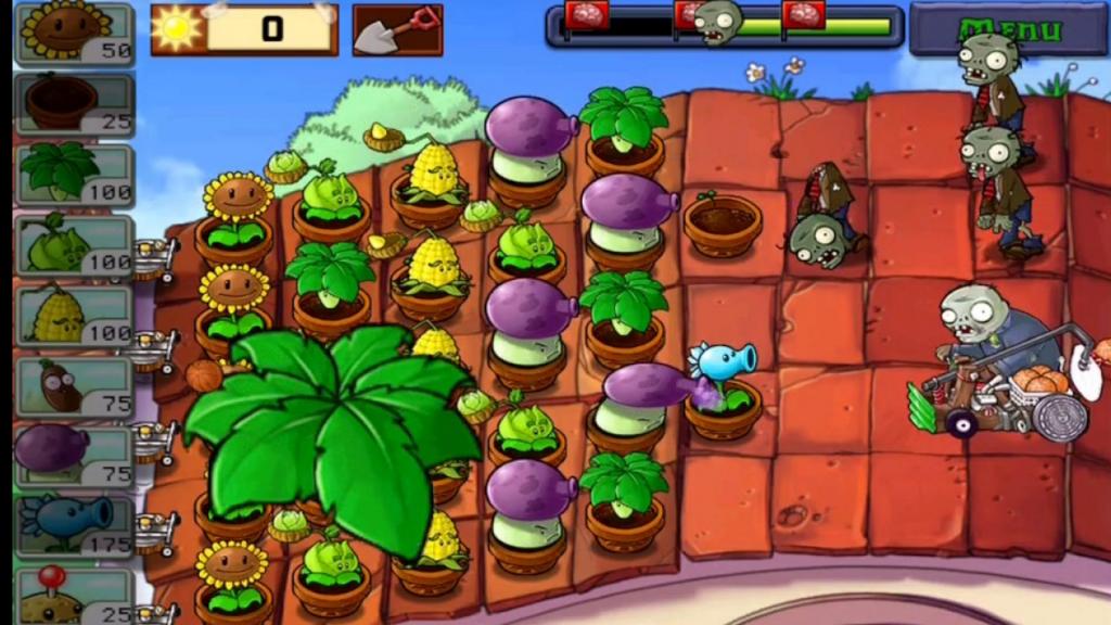 Use umbrella leaf carefully Plants vs Zombies