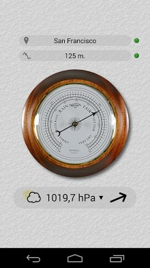 Accurate Barometer Free-1
