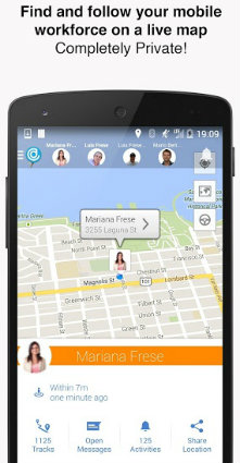 Hellotracks - GPS Phone Tracker-1