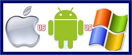 ios vs android vs windows phone