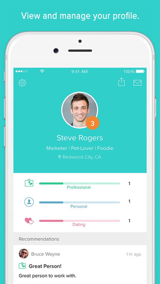 peeple ap for iphone